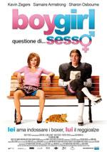 Boygirl questione di sesso
